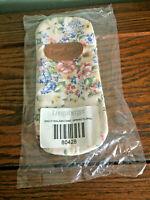 NEW Longaberger Eyeglass Case Spring Floral SEALED NOS Free Shipping