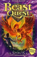 Spiros the Ghost Phoenix: Special (Beast Quest),Adam Blade