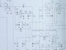 Schematic Diagrams-Schema für Grundig TK 19