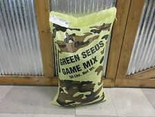 15 LBS SPRING SUMMER DEER TURKEY FOOD PLOT MIX MILLET SUNFLOWER SORGHUM COWPEAS
