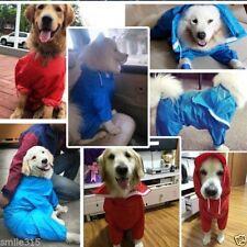 Fleece Rain Coats for Dogs