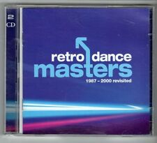 (GY73) Retro Dance Masters - 2002 double CD