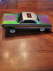 RARE Vintage 1995 TOY STATE  Road Rippers Low rider working lights/sounds/drives
