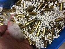 Ceramic Polishing Beads Media for Vibratory Tumblers..  Now Order by the Pound!