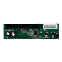 Adaptateur Convertisseur PATA IDE vers SATA pour le disque dur 3.5 pouceDVD B4A2