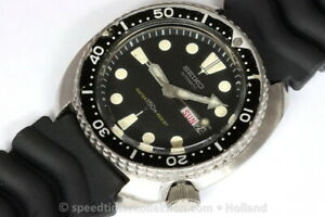 Seiko 17 jewels Turtle Divers 6309-7040 automatic - Serial nr. 473503