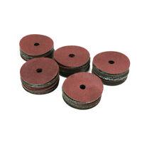 4 5 Inch Sanding Disc Sandpaper Pad Abrasive Polishing Tool 16~120 Grit 50Pcs