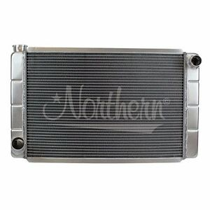 209622 Northern FORD MOPAR RACE PRO ALUMINUM RADIATOR 16 x 28