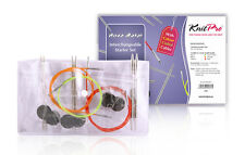 Knitpro Nova Metal Needles Interchangeable Starter Set