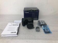 Canon PowerShot SX420 IS 20.0 MP Digital Camera - Black