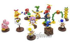 "0.7-2"" New Figure Doll  Lot 13 Super Mario Bros^MS1560"