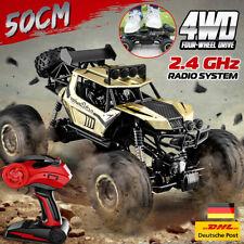 50CM 4WD RC Monster Truck ferngesteuert Auto Geländewagen Off-Road Car USB 1:8