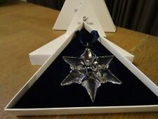 SWAROVSKI 2000 CHRISTMAS ORNAMENT 243452