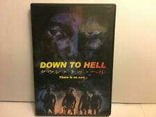 Down To Hell  rare horror zombies  Dvd