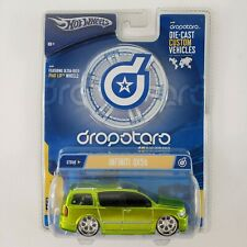 Hot Wheels DropStars Infiniti QX56 Metallic Green Phat Lip DieCast Model G7068