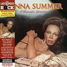 Donna Summer - I Remember Yesterday [New CD] Rmst
