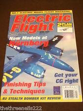 ELECTRIC FLIGHT INTERNATIONAL - GET YOUR CG RIGHT - APRIL 2001
