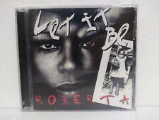 Roberta Flack Let It Be Sings the Beatles Cd Jazz Folk Soul R&B Pop Soft Rock