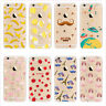 Luxury Soft TPU Gel Rubber Protective Back Case Cover For Apple iPhone 5 6 6Plus
