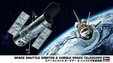 Hasegawa #10676 1/200 Space Shuttle Orbiter & Hubble Space Telescope