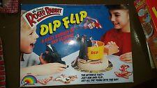 1988 Who Framed Roger Rabbit Dip Flip Game By LJN Toys LTD. New In Box-RARE