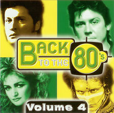 Back To The 80's - Volume 4 (2xCD, Comp, RE)