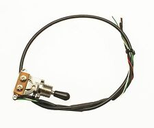 Prewired Import 3-Way Toggle Switch-Les Paul