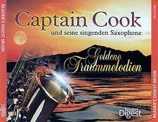 CAPTAIN COOK & SEINE SINGENDEN SAXOPHONE : GOLDENE TRAUMMELODIEN / 4 CD-SET