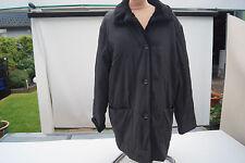 TAIFUN Sportive Damen Jacke Steppjacke Winterjacke Mantel Parka Gr.38 schwarz #r