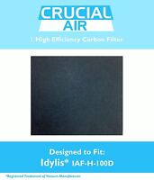 High Quality Idylis D Carbon Filter, IAP-10-280; Model # IAF-H-100D & 302656