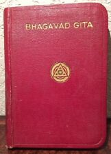 Bhagavad Vita The Message Of The Master 1907 First Chicago Publication Vintage