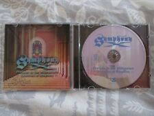 Symphony X Prelude To The Millennium Rare Japanese CD Dream Theater/Queensryche