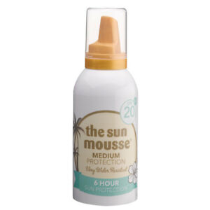 The Sun Mousse SPF 20 Sun Protection Lotion 150 ml