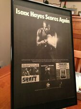 "BIG 11X17 FRAMED BILL MURRAY CADDYSHACK MOVIE SOUNDTRACK LP ALBUM CD /""PROMO AD/"""