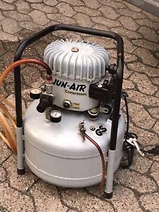 Druckluftkompressor Flüsterleise JUN AIR