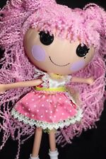 "2013 MGA LALALOOPSY DOLL YARN HAIR 12"" JEWEL SPARKLES"