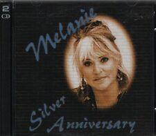 MELANIE - Silver Anniversary - ultr@r@re 2 CD Lonestar Records 1993