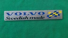 volvo swedish made emblem s40 s60 xc90 850 s70 s80 v70 v50 240 940