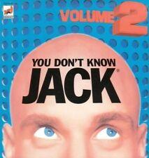 YOU DON'T KNOW JACK VOL2 +1Clk Windows 10 8 7 Vista XP Install