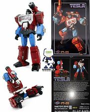 Transformers Masterpiece Fans Toys FT-09 Tesla aka MP Perceptor MIB