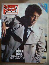 CIAO 2001 1982  N° 44  Billy Joel