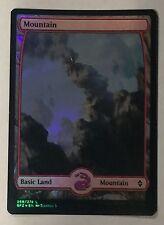 Mountain #269 *Foil* - MTG - Battle For Zendikar *Foil*