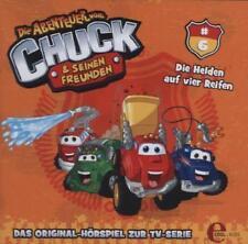 Chuck & Friends - (6) Original HSP par série tv-héros sur quatre pneus