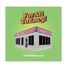 ForAllToEnvy Tom's Restaurant Pin New York Seinfeld Kramer Costanza Elaine Jerry