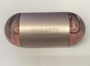 Carolina Herrera 212 Sexy Women 100ml Eau De Parfum Spray *SEE DETAILS*