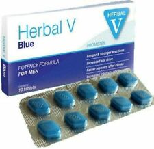 STRONG 10 X 100 MG SEX PILL HERBAL V FOR SEXUAL ERECTION, EFFECTIVE 100%