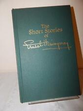 THE SHORT STORIES OF ERNEST HEMINGWAY Rare 1987 Amereon Edition Hardcover HC