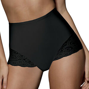 BALI Shaping Brief Firm Control With Lace Trim STYLE # 8054