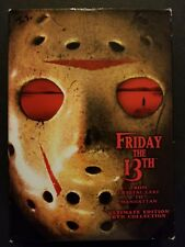 Friday the 13th - From Crystal Lake to Manhattan (5 DVD Set 2004) Jason Voorhees