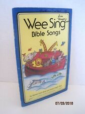Wee Sing Bible Songs by Pamela Conn Beall, Susan Hagen Nipp